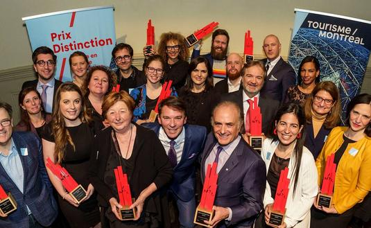 Prix Distinction Tourisme Montreal 2020
