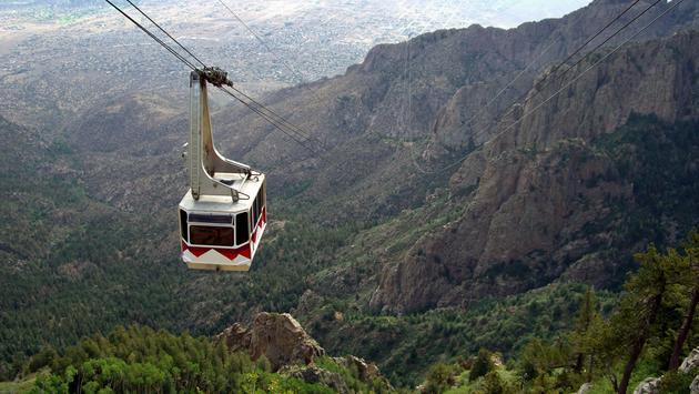Sandia Tramway Albuquerque