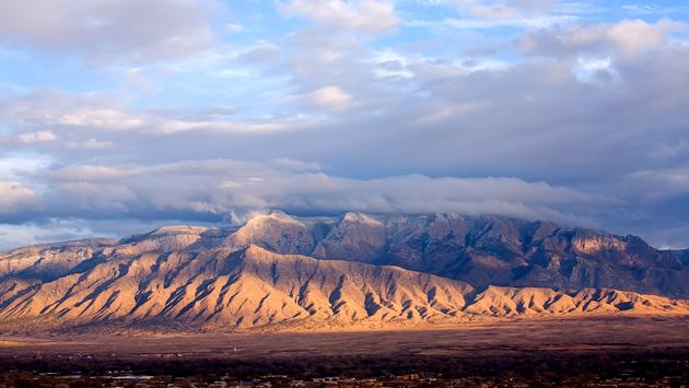 Sandia Mountains; Albuquerque, New Mexico
