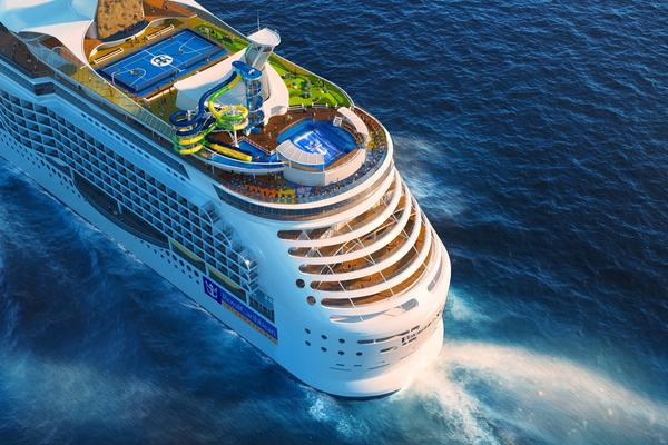 Royal Caribbean Unveils Details for Voyager of the Seas
