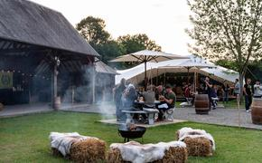Waldorf Astoria and Aston Martin's latest collaboration is a glamping 24 Hours of Le Mans experience