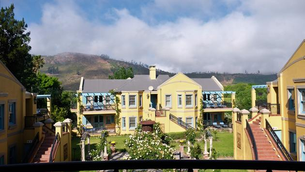 Franschhoek Country House and Villas, South Africa