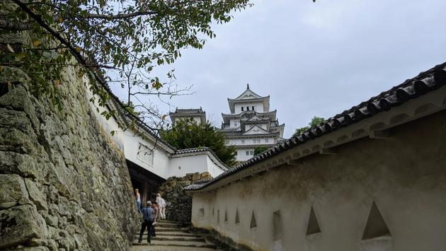 Himeji Castle, Japan, castle