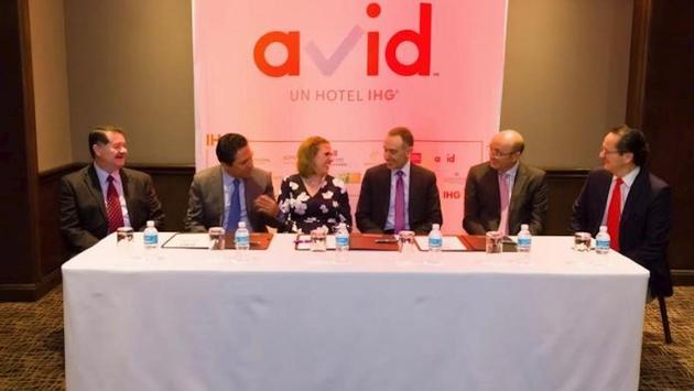 IHG's Avid Hotels signing
