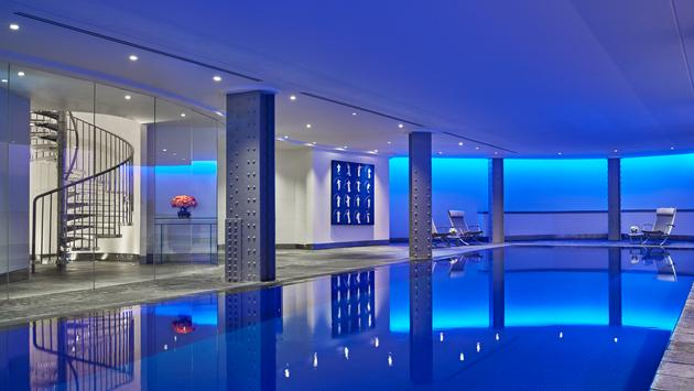Swimming pool at One Aldwych Hotel