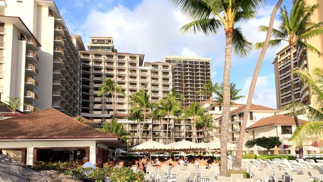 Halekulani Resort & Spa, Waikiki Beach