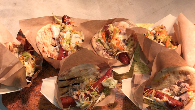 Ronto Wraps Sampled at Star Wars: Galaxy's Edge