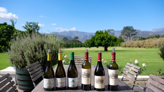 Anthonij Rupert Wines, South Africa