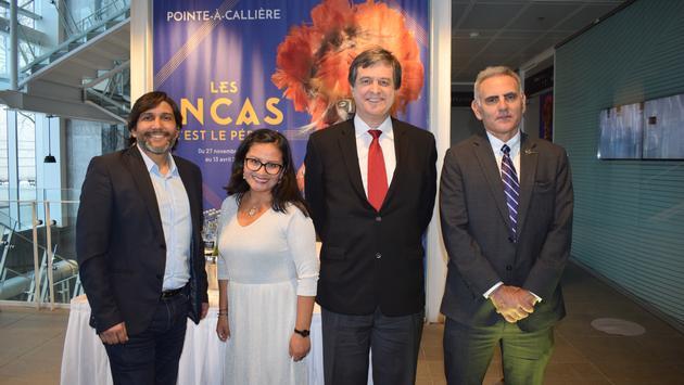 Évènement Pérou à Montréal