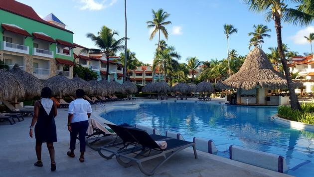 TRS Turquesa resort in Punta Cana