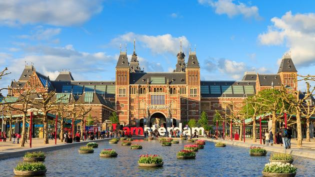 Rijksmuseum; Amsterdam, The Netherlands.