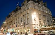 The Ritz London in Piccadilly.