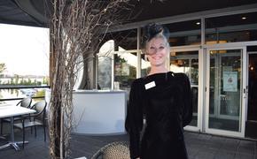 Émilie Giguère de Princess Cruises et Cunard