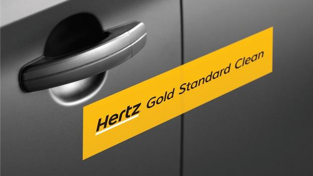 Hertz Gold Standard Clean