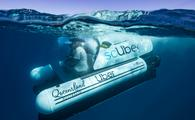 scUber Submarine Descending