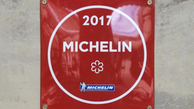 Michelin Star sign