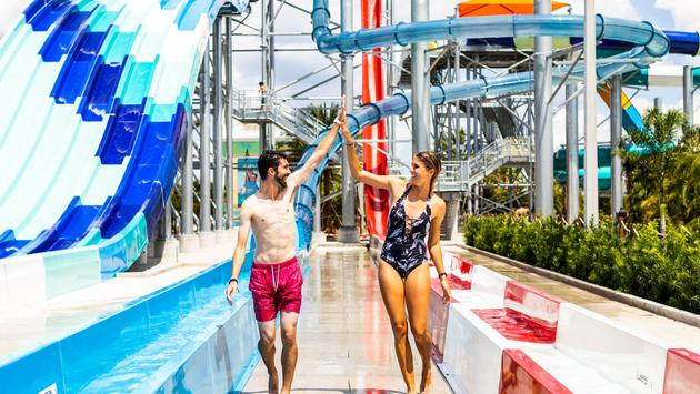 Island H20 Live! Water Park