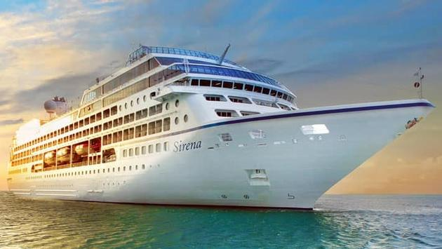 Sirena Cruise Ship