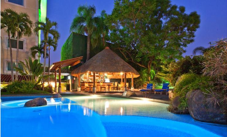 Hotel Holiday Inn Cuernavaca, Morelos.