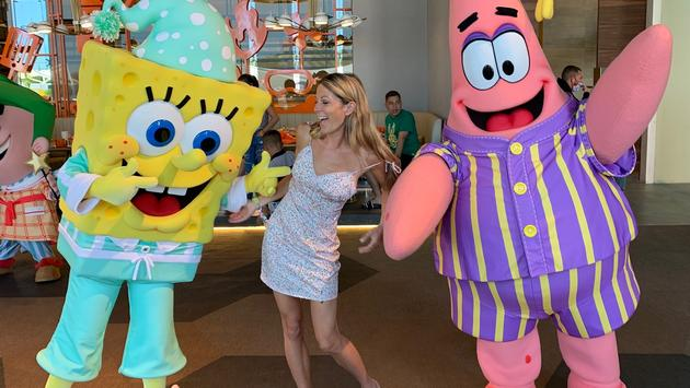 Character Brunch at Nickelodeon Hotel