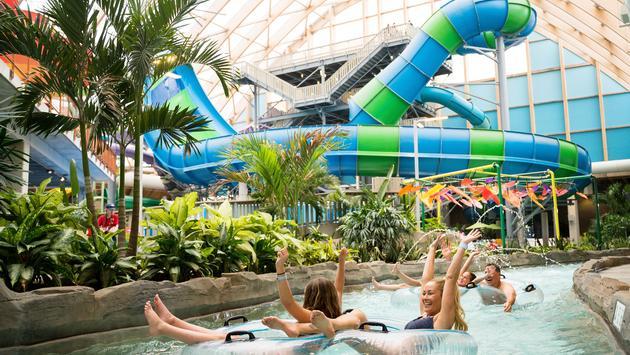 The Kartrite Resort & Indoor Waterpark - Monticello, N.Y.