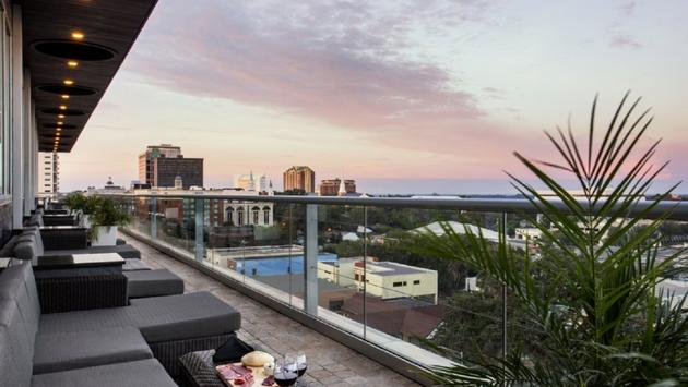 Hotel Duval - Tallahassee, Florida
