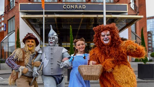 Wizard of Oz at the Conrad Dublin