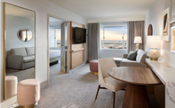 Hilton Santa Monica Hotel & Suites.
