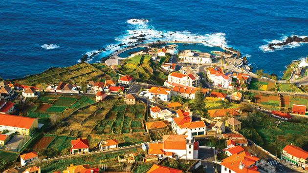 Portugal & Its Islands featuring the Estoril Coast, Azores & Madeira Islands