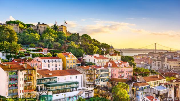 Spain's Costa del Sol & The Portuguese Riviera