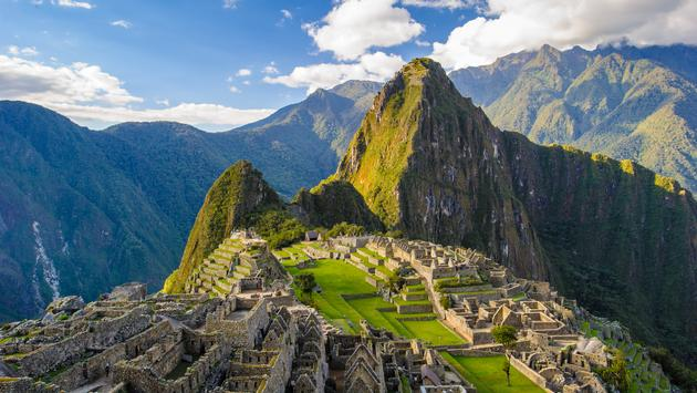 Machu Picchu & the Galapagos Islands