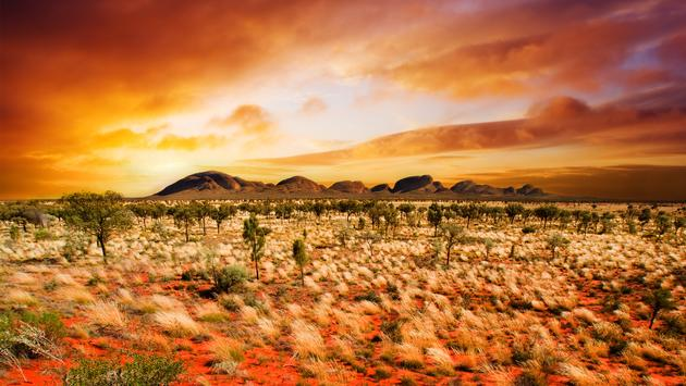 Exploring Australia including the Barossa Valley Wine Region