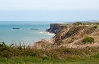 Beaches at Normandy, France