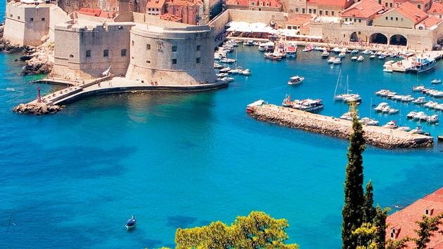Croatian Island Hopper North (Start Dubrovnik) (Below deck cabin, start Dubrovnik, end Split)