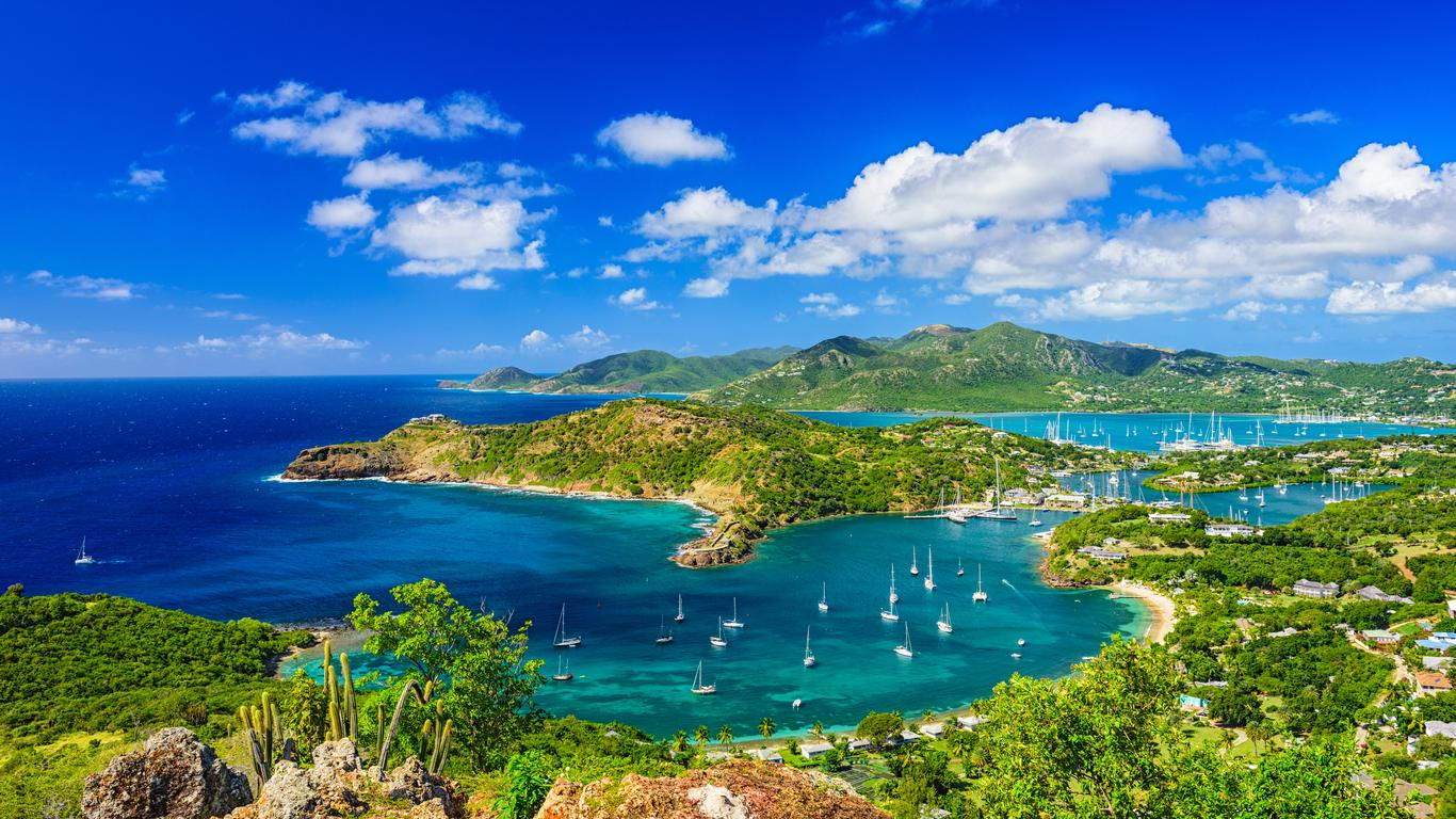Antigua and Barbuda Now Open to International Travelers