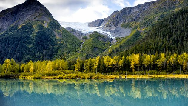A State Park near Anchorage, Alaska (Photo via Leieng / iStock / Getty Images Plus )