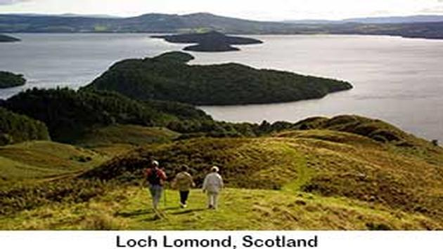 2018 Scottish & Irish Dream- 14 Days/13 Nights