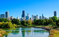 South pond by Lincoln Park ZOO In Chicago (Photo via  jaskoomerovic / iStock / Getty Images Plus)