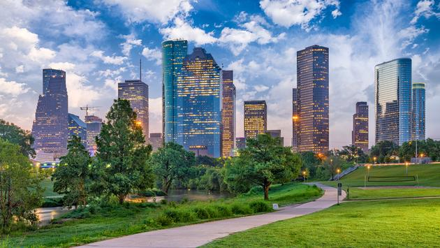Houston, Texas, USA.  (photo via Sean Pavone/iStock/Getty Images Plus)