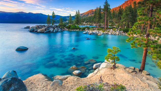 Sand Harbor, Lake Tahoe (Photo via MariuszBlach / iStock / Getty Images Plus)