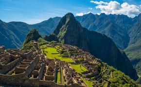 The majestic Machu Picchu, Peru. (Photo via SL_Photography / iStock / Getty Images Plus)