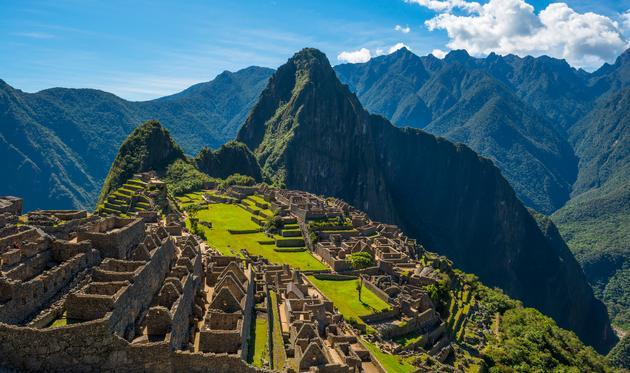 The majestic Machu Picchu, Peru. (Photo via SL_Photography / iStock / Getty Images Plus)