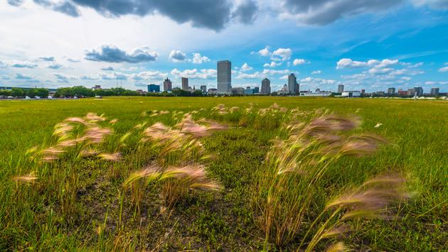 Milwaukee Wisconsin Downtown on a nice summer day (photo via kwiktor / iStock / Getty Images Plus)