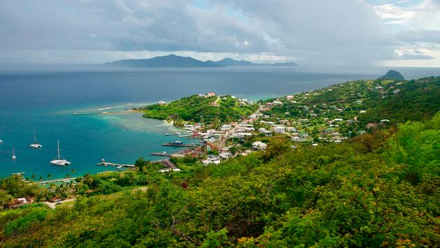 Union Island Clifton Bay Saint-Vincent and the Grenadines Island Windward islands Caribbean Sea Antilles (photo via happytrip / iStock / Getty Images Plus)