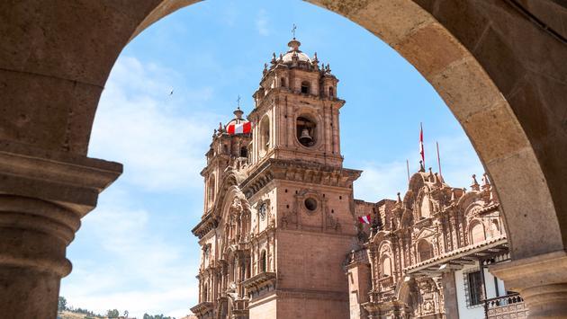 City of Cuzco in Peru, South America (Photo via xeni4ka / iStock / Getty Images Plus)