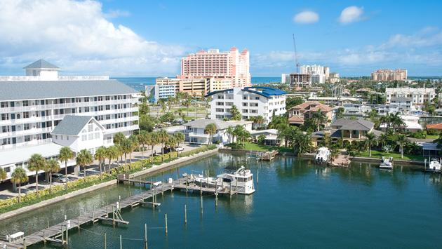 good view of a sunshine afternoon at Clearwater Florida US (Photo via Freer Law / iStock / Getty Images Plus)