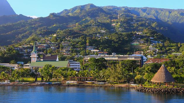 Papeete (FRAVEQ / iStock / Getty Images Plus)