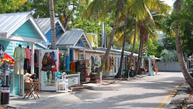 street in key west, florida (Photo via Maisna / iStock / Getty Images Plus)