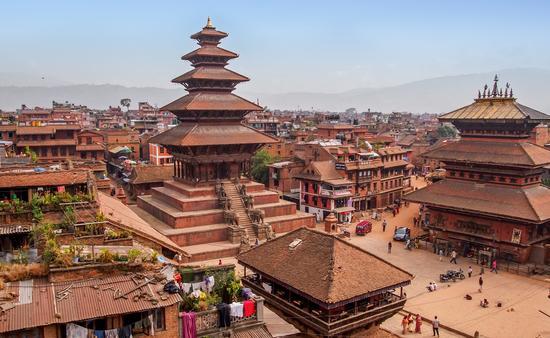 Bhaktapur is a UNESCO world hertage site in the Kathmandu Valley, Nepal. (Hakat / iStock / Getty Images Plus)