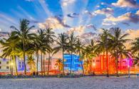 Miami Beach, Florida, USA on Ocean Drive. (photo via Sean Pavone / iStock / Getty Images Plus)